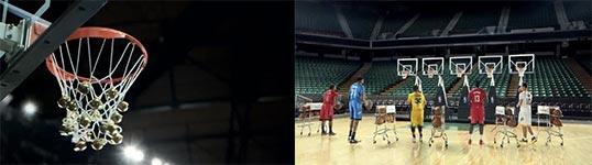 Jingle Hoops, Basketball, Weihnachten