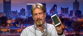 John McAfee FBI iPhone