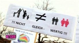 Kalkofes Mattscheibe Schule Demo Schwaben