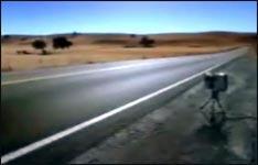 Kawasaki, Motorrad, Blitzer, Verkehrskontrolle, video, werbung