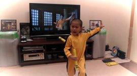 Kind Bruce Lee Nunchaku