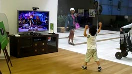 xbox 360, dance central, tanzen