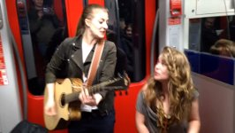 Subway Session Frankfurt KIDDO KAT feat. Heidi Joubert