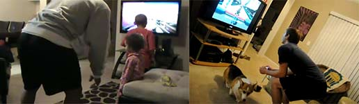 Kinect und Wii Fails