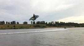 Kitesurfen in Russland