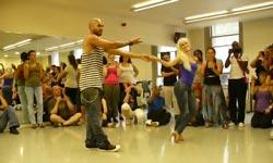 Kizomba tanzen, Tanzen lernen