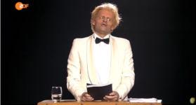 Max Giermann Klaus Kinski Goldene Kamera