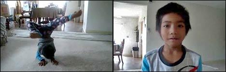 Breakdance, Kinder, tanzen, dance