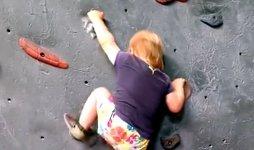 Kind Kletterwand Klettermax