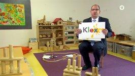 Realer Irrsinn Kindergarten Klex und Klax