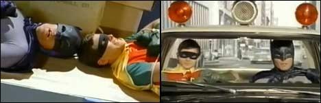 batman, robin, besserwisser