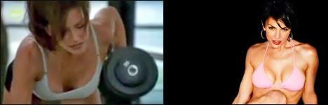 krista allen fitness video