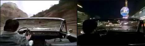 webcam, filmen, video, road trip