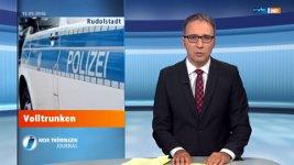 Lachflash im Thüringen-Journal