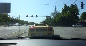 Lamborghini Gallardo Speedstart