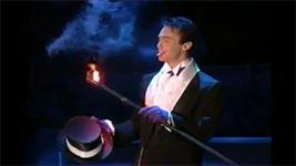 Lance Burton - Sleight Of Hand Magic