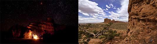 landscapes, timelapse, zeitraffer