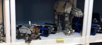 LEGO Star Wars Set-Sammlung