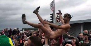Lachflash Festival Penis