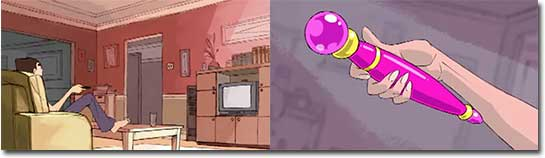 laundry day, vibrator, fruendin, frau