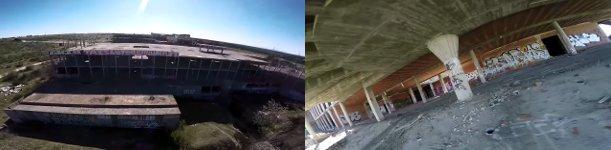 Left Behind Drohne mit Cam