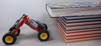 Lego Auto Hindernisse Bücher