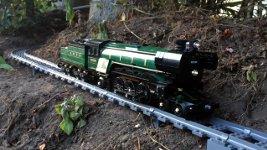 Lego Eisenbahn Haus Garten