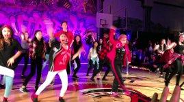 Lehrerin Hip-Hop tanzen 60 Jahre