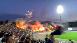 Levski Sofia, Feuerwerk