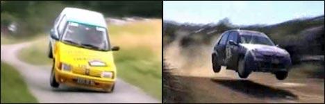 car, auto, crash, film