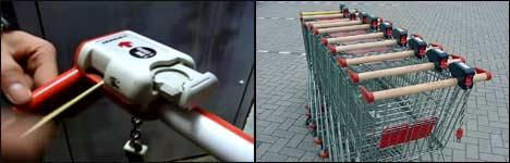 einkaufswagen chip, kinder, gebrauchte Einkaufswagen
