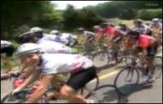 fahrradrennen, sturz, tour de france