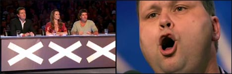 paul potts, paul poots, poot, Britain's got Talent, casting, dsds, superstar