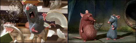 ratatouille, ratte, kochen, paris, pixar