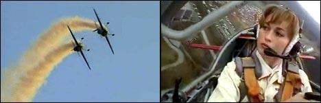 ballonfahrt, rundflug, fliegen, flugzeug