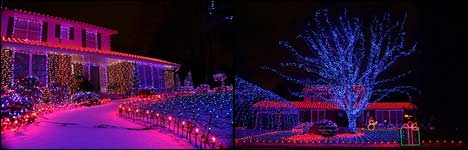 adventskalender, weihnachtsbeleuchtung, lichterketten, weihnachten