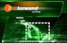 ZDF, Torwand, schießen