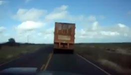 Long Truck Is Long, Roadtrain