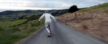 Longboarding Speed