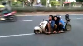 Lowrider Indonesien