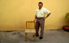Magic Chair, Zauber Stuhl