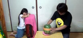 Wassermelone Gummiband