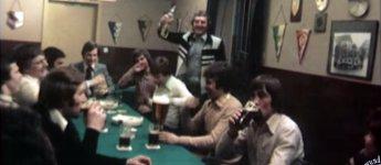 Mannschaftssitzung 1977