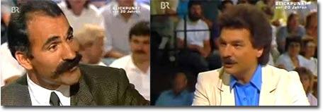Mansour Bahrami, Boris Becker