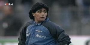 Maradona Live ist life