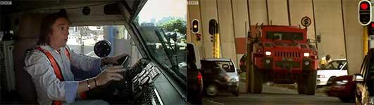 Marauder, SUV, Hummer, BBC, Top Gear