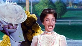 Mary Poppins singt Death Metal