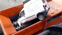 Schredder Autos