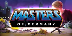 Masters of Germany Action-Figuren