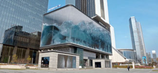 Aquarium Welle Illusion Seoul